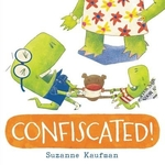 Book cover of CONFISCATED