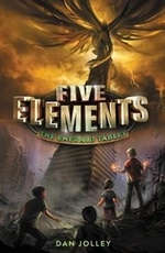 Book cover of 5 ELEMENTS 01 THE EMERALD TABLET
