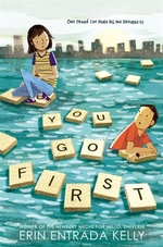 Book cover of YOU GO 1ST