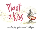 Book cover of PLANT A KISS BOARD BOOK
