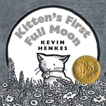 Book cover of KITTEN'S 1ST FULL MOON BOARD BOOK