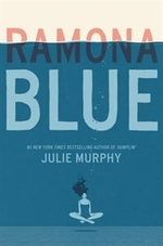 Book cover of RAMONA BLUE
