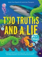 Book cover of 2 TRUTHS & A LIE - IT'S ALIVE