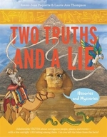 Book cover of 2 TRUTHS & A LIE - HISTORIES & MYSTERIES