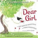 Book cover of DEAR GIRL