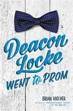 Book cover of DEACON LOCKE WENT TO PROM