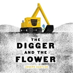 Book cover of DIGGER & THE FLOWER