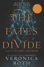 Book cover of FATES DIVIDE