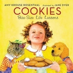 Book cover of COOKIES BOARD BOOK