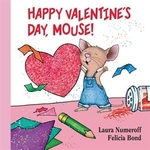 Book cover of HAPPY VALENTINE'S DAY MOUSE