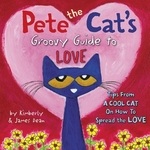 Book cover of PETE THE CAT'S GROOVY GT LOVE