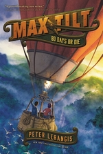 Book cover of MAX TILT 02 80 DAYS OR DIE