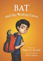 Book cover of BAT & THE WAITING GAME