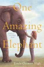 Book cover of 1 AMAZING ELEPHANT
