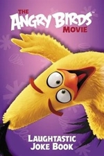 Book cover of ANGRY BIRDS LAUGHTASTIC JOKE BOOK