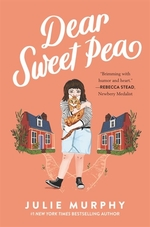 Book cover of DEAR SWEET PEA
