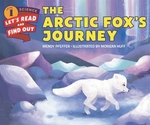 Book cover of ARCTIC FOX'S JOURNEY