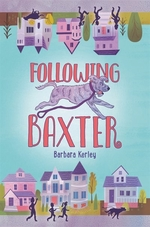 Book cover of FOLLOWING BAXTER