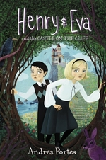 Book cover of HENRY & EVA 01 CASTLE ON THE CLIFF