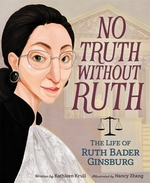 Book cover of NO TRUTH WITHOUT RUTH THE LIFE OF RUTH B