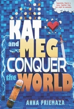 Book cover of KAT & MEG CONQUER THE WORLD