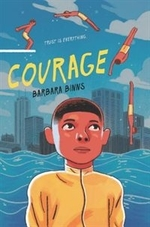 Book cover of COURAGE
