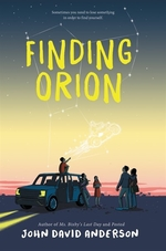 Book cover of FINDING ORION