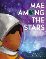 Book cover of MAE AMONG THE STARS
