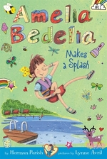 Book cover of AMELIA BEDELIA 11 MAKES A SPLASH