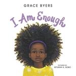 Book cover of I AM ENOUGH