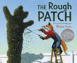 Book cover of ROUGH PATCH