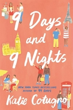 Book cover of 9 DAYS & 9 NIGHTS