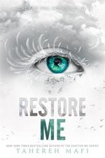 Book cover of RESTORE ME