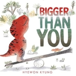 Book cover of BIGGER THAN YOU