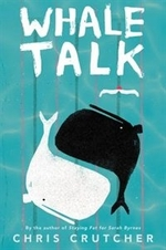 Book cover of WHALE TALK