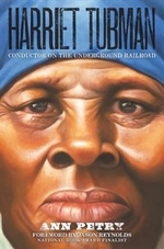 Book cover of HARRIET TUBMAN - CONDUCTOR ON THE UNDER