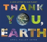 Book cover of THANK YOU EARTH