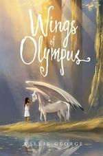 Book cover of WINGS OF OLYMPUS