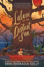 Book cover of LALANI OF THE DISTANT SEA