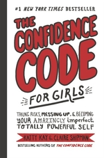 Book cover of CONFIDENCE CODE FOR GIRLS