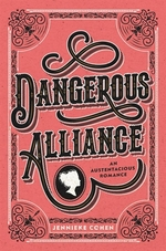 Book cover of DANGEROUS ALLIANCE