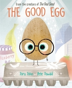 Book cover of GOOD EGG