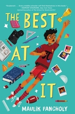 Book cover of BEST AT IT