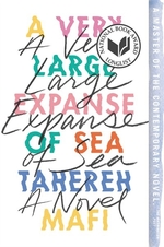 Book cover of VERY LARGE EXPANSE OF SEA