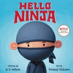 Book cover of HELLO NINJA
