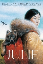 Book cover of JULIE