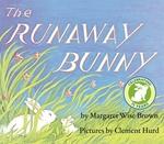 Book cover of RUNAWAY BUNNY