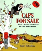 Book cover of CAPS FOR SALE BIG BOOK