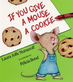 Book cover of IF YOU GIVE A MOUSE A COOKIE BIG BOOK