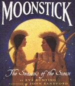Book cover of MOONSTICK